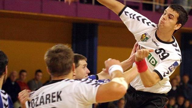 Házenkáři Karviné postoupili v Českém poháru do osmifinále.