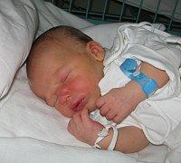 První miminko se narodilo 13. února paní Vendule Pajtasové z Českého Těšína. Malý Patrik Kopřiva po porodu vážil 3140 g a měřil 48 cm.