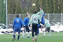Fotbalový turnaj v Českém Těšíně vyhrají domácí fotbalisté.