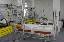 Centrální příjem pacientů v Nemocnici s poliklinikou v Karviné-Ráji