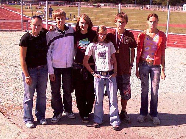 Na mistrovství ČR se prezentovalo šest atletů Startu Havířov.