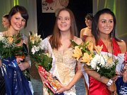 Karkulka 2009. Magdaléna Oparjuková (vlevo), Dagmar Leinveberová a Vlaďka Turková