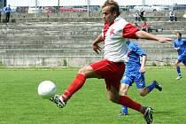 Jan Lukan patřil ve Vsetíně k nejlepším hráčům svého celku.