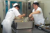 Kuchařky ZŠ Dělnická v Karviné