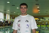 Plavec Slavie Ondřej Broda dokázal v Kopřivnici vyhrát všechny disciplíny, kterých se zúčastnil.