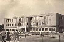 Pohled na kulturní dům v druhé polovině 60. let minulého století.
