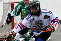 Hokejbalisté Karviné už vedou svou prvoligovou skupinu.