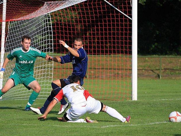 Fotbalisté Orlové rozjeli novou sezonu výtečně. Ze čtyř zápasů neztratili ani bod a navíc neinkasovali ani gól.