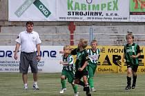 Karvinská družstva ovládla turnaj přípravek v Dětmarovicích.