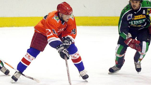 Karvinští hokejisté přehráli Kopřivnici a nyní je čeká důležité domácí utkání s Frýdkem-Místkem.