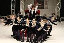 Mladí tanečníci z bohumínského souboru Impuls měli veleúspěšný rok. Naposledy přivezli v listopadu z Mistrovství světa v Německu zlaté medaile.