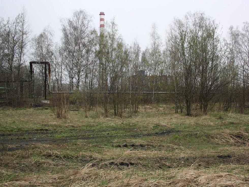 Úředníci i občané si mohli prohlédnout lokalitu na Karvinsku, kde se má stavět spalovna odpadu