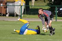 Stonavští fotbalisté po herně solidním výkonu padli s Frýdkem B.