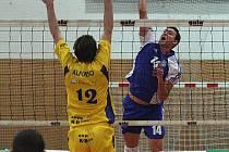 Volejbalisté Havířova v nové sezoně poprvé padli. Ve Zlíně prohráli po boji 2:3.