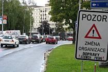 Změna v dopravě v centru Havířova