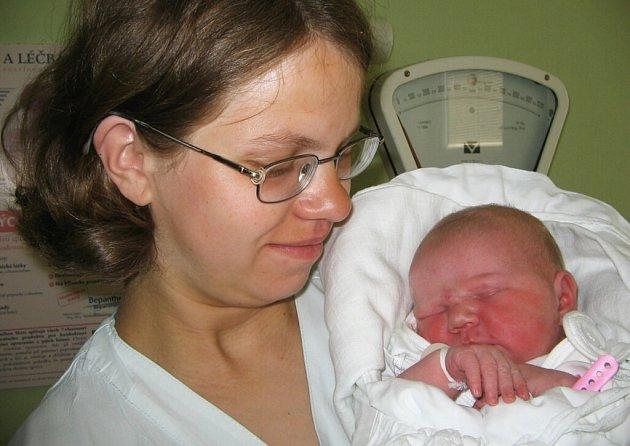 Zuzanka Zakuťanská se narodila 12. června paní Blance Ivaniskové z Orlové. Porodní váha holčičky byla 4000 g a míra 52 cm.