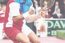 Radek Štěpánek propůjčí své jméno karvinské tenisové akademii.
