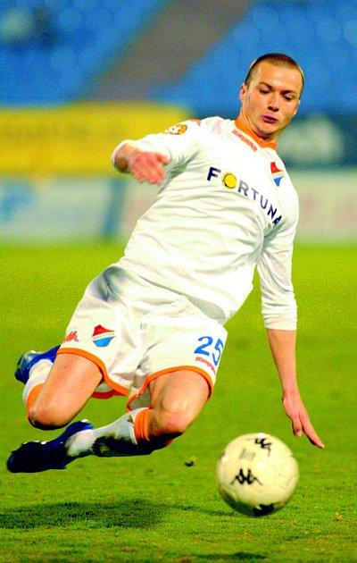 Václav Svěrkoš je aktuálně nejlepší střelec fotbalové ligy.