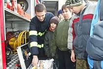Havířovští mladí hasiči.