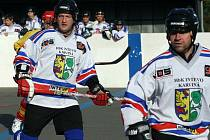 Karvinští hokejbalisté