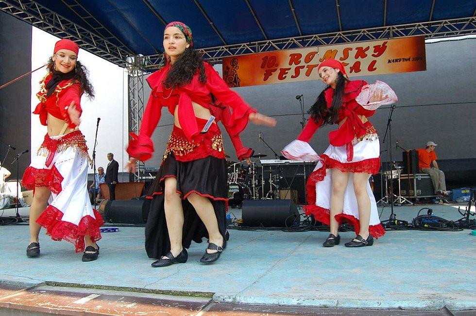 Romský festival v Karviné