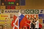 V Karviné odstartoval mezinárodní turnaj házenkářů.