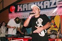 Nejvíce svým vystoupením zaujal návštěvníky havířovský rapper Khomator.