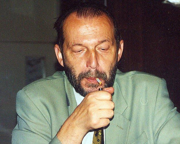 Bývalý havířovský primátor Zdeněk Pohl.