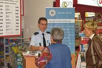 Preventivní akce policie v Havířově Stop kriminalitě