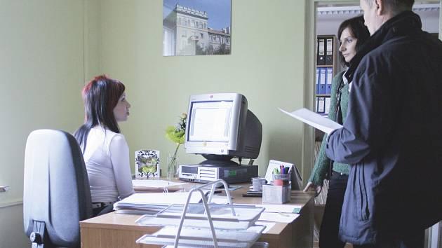 Klientské centrum by měli lidé využívat hlavně v případech, kdy je potřeba osobní kontakt.