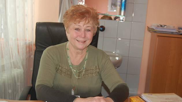Anna Sekaninová je držitelkou titulu Sestra roku MSK za mimořádný přínos zdravotnictví ocenění.
