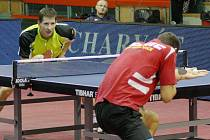 Stolní tenisté Havířova zvládli dvě venkovní utkání.