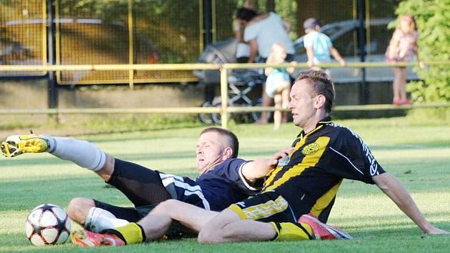 Fotbalisté Těšína jsou na začátku sezony ve slibné formě.