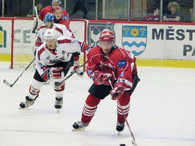 Havířovští hokejisté konečně vyjeli na led k přípravnému duelu. Doma zdolali Krakov.
