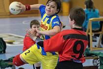 Házenkářské soutěže mládeže pokračovaly.
