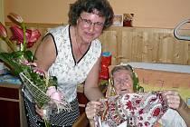Anna Witoszková se narodila před 104 lety