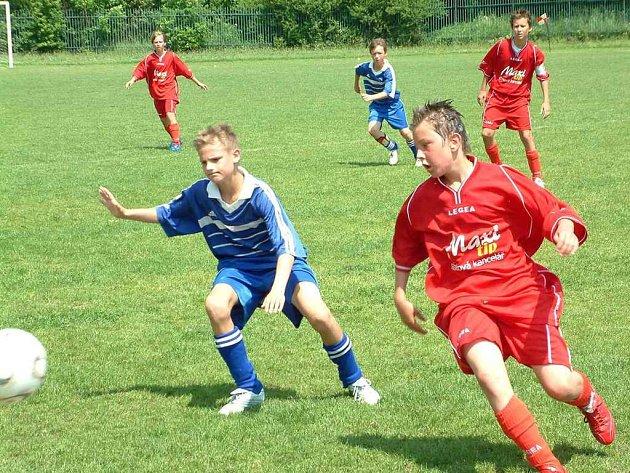 Fotbaloví žáci MFK Havířov se účastní velkého mezinárodního turnaje .