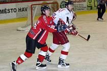 Hokejisté Havířova stále drží neporazitelnost.