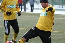 Karvinští fotbalisté ukončili herní soustředění v Nymburce.