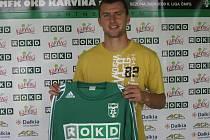 Marcin Pontus chce s Karvinou hrát o postupové příčky.