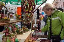 Bohumínský velikonoční jarmark je tradiční předzvěstí jarních dnů.