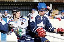 Karvinští hokejbalisté málem překvapili Kladno.