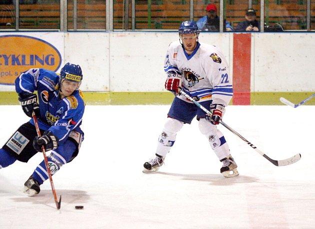 Orlovští hokejisté budou doma napravovat debakl z Přerova.