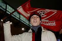 Fanoušek Spartaku Moskva