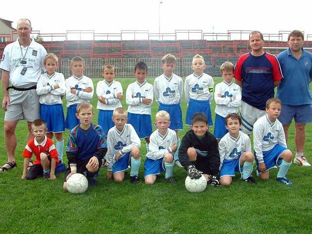 Premiérovým vítězem okresního přeboru mladších přípravek se stalo družstvo MFK Havířov.