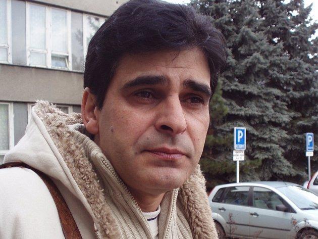 Ladislav Trnčík z Orlové zabodoval v televizní soutěži Naslepo.