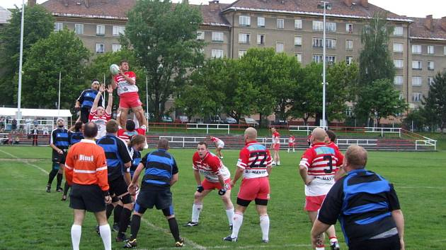 Finálové utkání Havířov - Přelouč