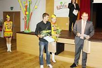 Nejúspěšnější sportovec Karviné se každoročně pořádá pod záštitou primátora města Tomáše Hanzla (vpravo).