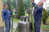 Přeprava zvonu
