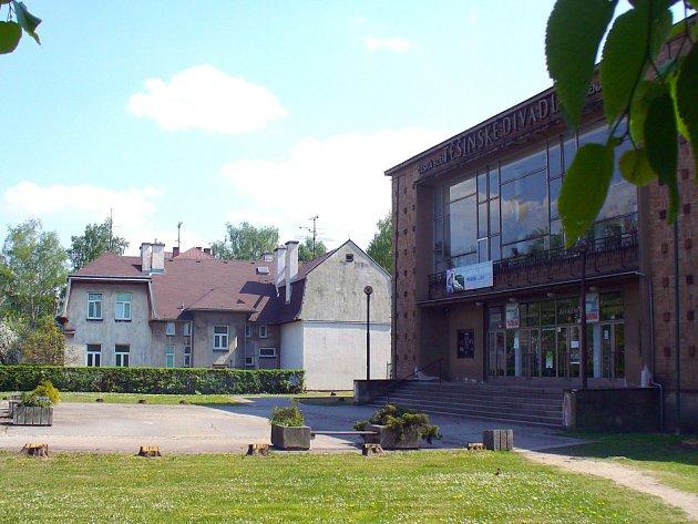 Těšínské divadlo